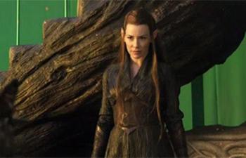 Evangeline Lilly sera l'elfe Tauriel dans les deux prochains Hobbit
