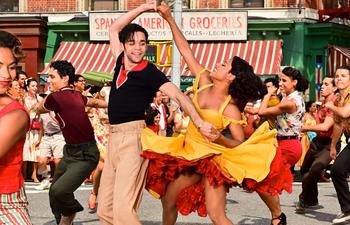 Dansez et chantez avec la bande-annonce de West Side Story