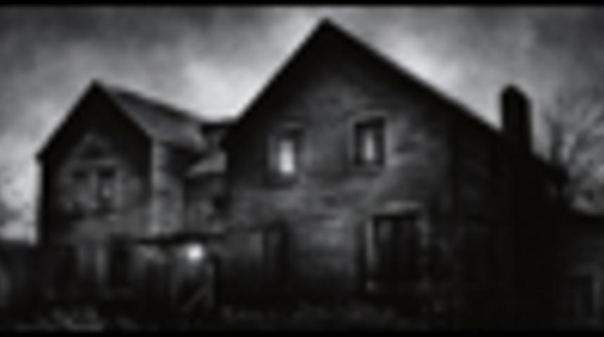 Primeur : Affiche en français de La dernière maison sur la gauche