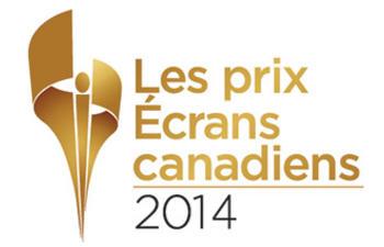 Prix Écrans canadiens 2014 : Les gagnants