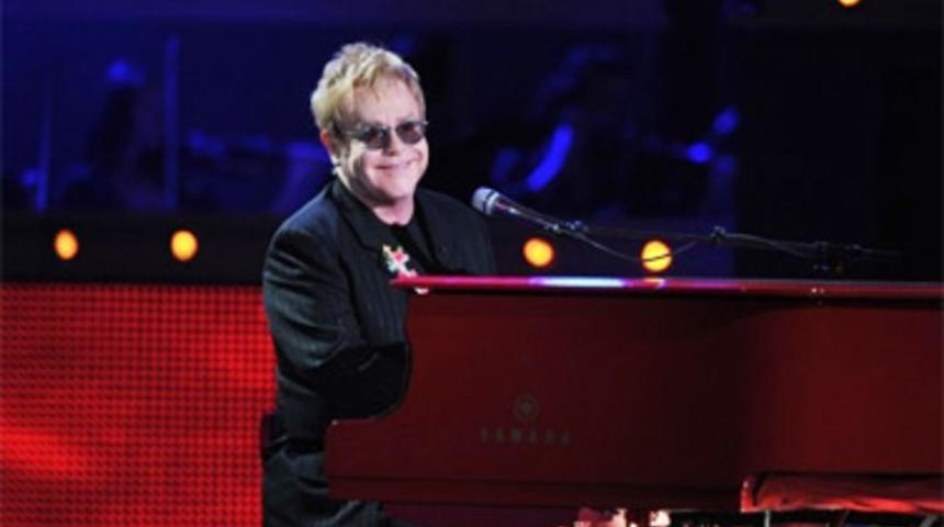 Elton John prépare Rocketman