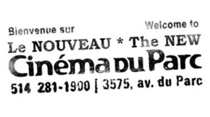 Changements au Cinéma du Parc