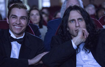 Nouveautés : The Disaster Artist et The Other Side of Hope