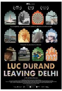 Luc Durand Leaving Delhi