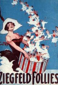 La danseuse des follies Ziegfeld