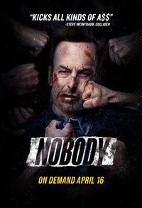 Gagnez un code de location du film Nobody