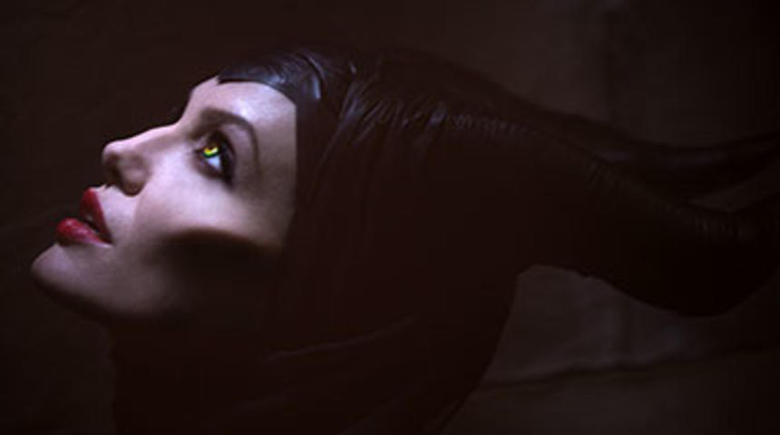 La fille d'Angelina Jolie dans Maleficent