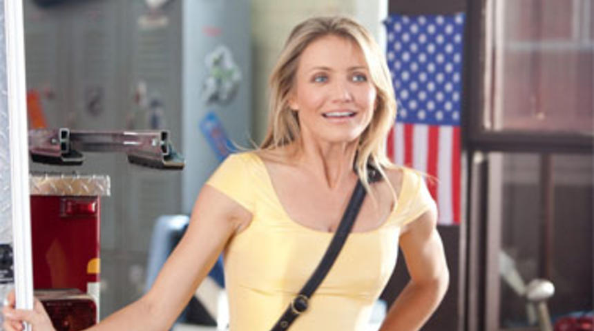 Cameron Diaz dans What to Expect When You're Expecting