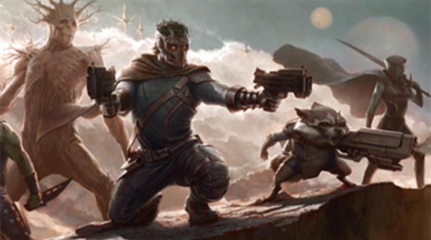Le tournage de Guardians of the Galaxy aura lieu cet été