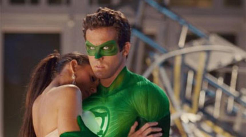 Box-office nord-américain : Green Lantern premier