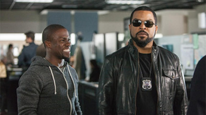 Box-office nord-américain : Ride Along amasse 41,2 millions $