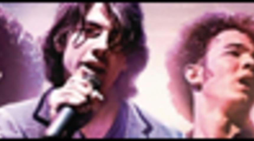 Primeur : Affiche en français de Jonas Brothers : Le concert en 3D