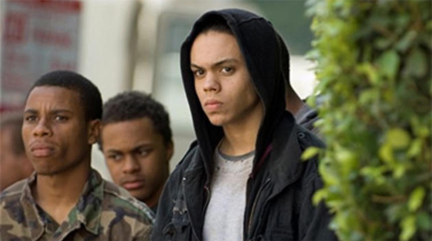 Evan Ross sera Messalla dans The Hunger Games: Mockingjay