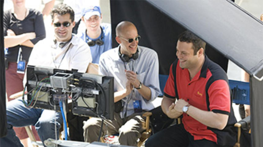 Nouvelle collaboration entre Vince Vaughn et Scott Stuber