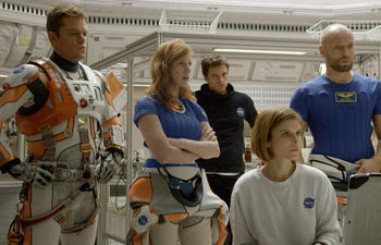 Box-office québécois : The Martian poursuit sa campagne de charme