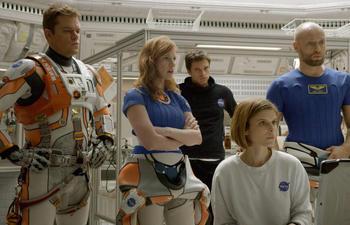 Box-office québécois : The Martian poursuit sa campagne de charme