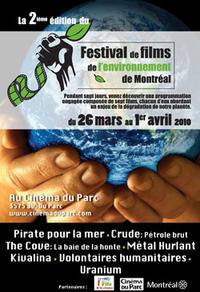 Festival de Films de l'environnement de Montréal 2010
