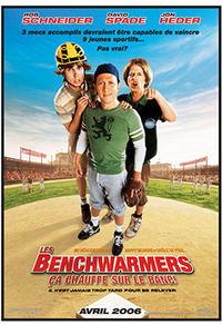 Les Benchwarmers : Ça chauffe sur le banc