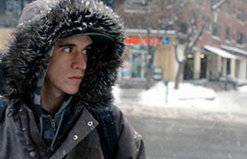 Après la neige à Shanghai