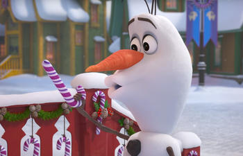 Un petit film sur Olaf bientôt sur Disney+