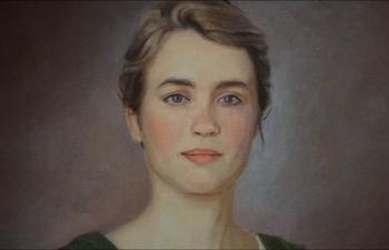 Portrait of a Lady in Fire