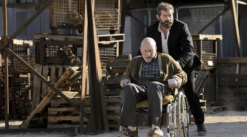 Nouveautés : Logan