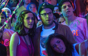 Box-office nord-américain : La comédie Neighbors amasse 51 millions $