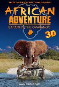 Aventure Africaine 3D