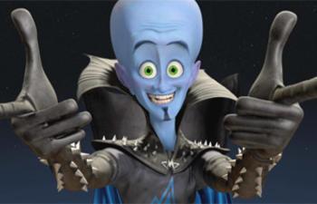 Pré-bande-annonce du film d'animation Megamind