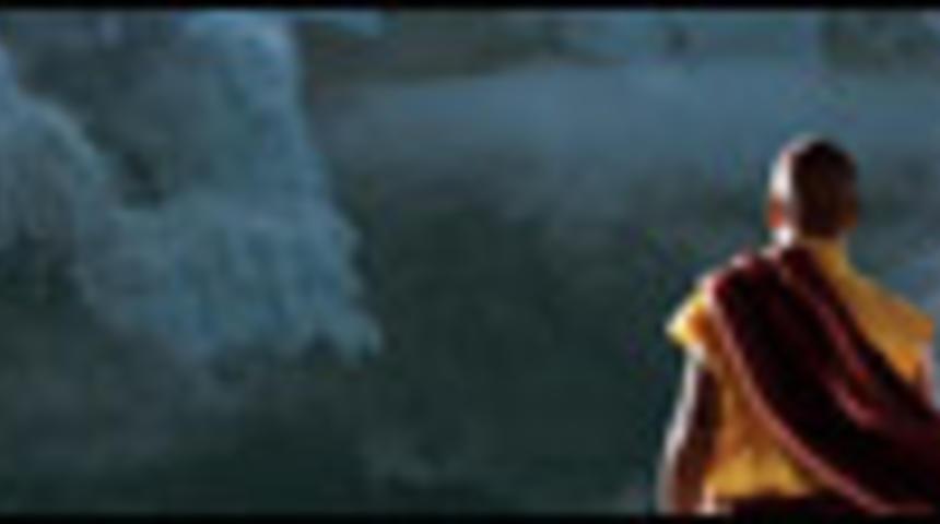 Primeur : Affiche en français du drame d'anticipation 2012