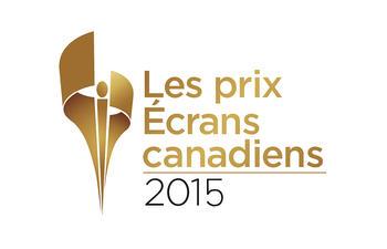 Prix Écrans Canadiens 2015 : Les nominations