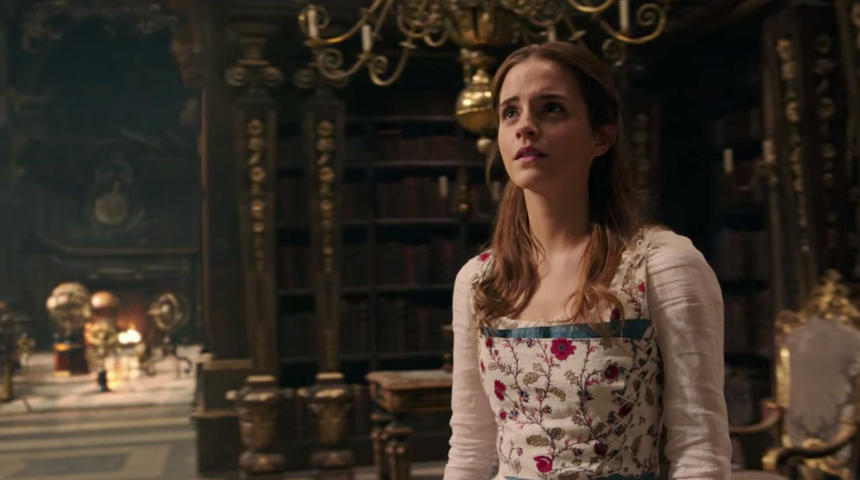 Disney dévoile la fabuleuse bande-annonce finale de Beauty and the Beast