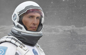 Matthew McConaughey dans l'adaptation de Born to Run