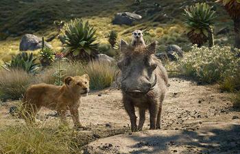 Box-office québécois : Le roi lion fait un retour en force