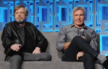 Découvrez à quoi ressemblent les vedettes de Star Wars aujourd'hui