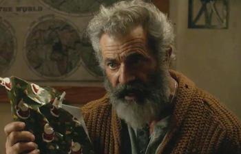 Les bandes-annonces de la semaine : Mel Gibson en père Noël irrévérencieux