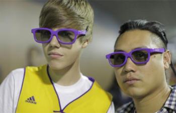 Encore plus de Justin Bieber