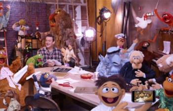 The Muppets prendra l'affiche un mois plus tôt