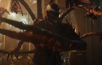 La destruction est à l'honneur dans la bande-annonce de Venom: Let There Be Carnage
