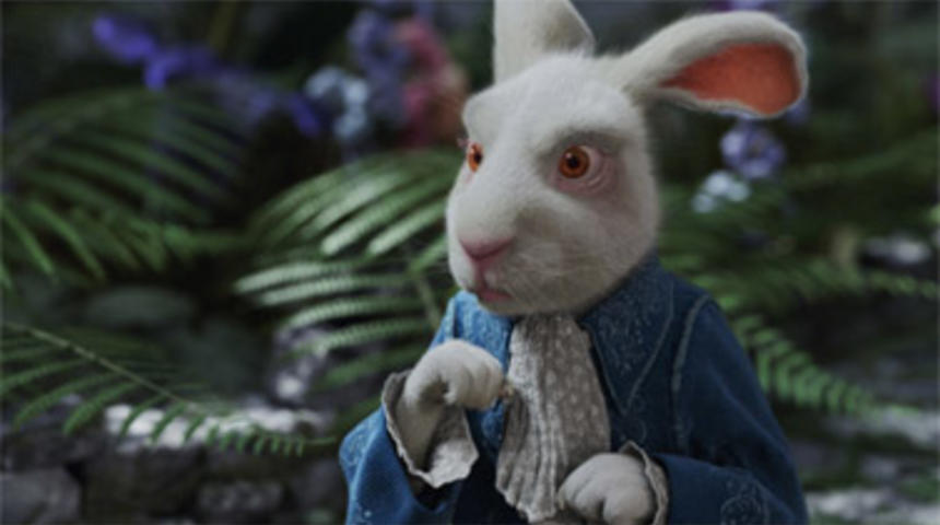 Box-office nord-américain : Alice in Wonderland triomphe