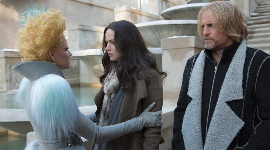 Box-office nord-américain : 101 millions $ pour The Hunger Games - Mockingjay Part 2