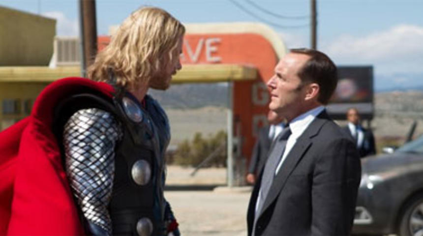Box-office nord-américain : Thor récolte 66 millions $ à sa première fin de semaine