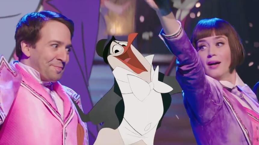 Cet extrait de Mary Poppins Returns vous donnera envie de danser