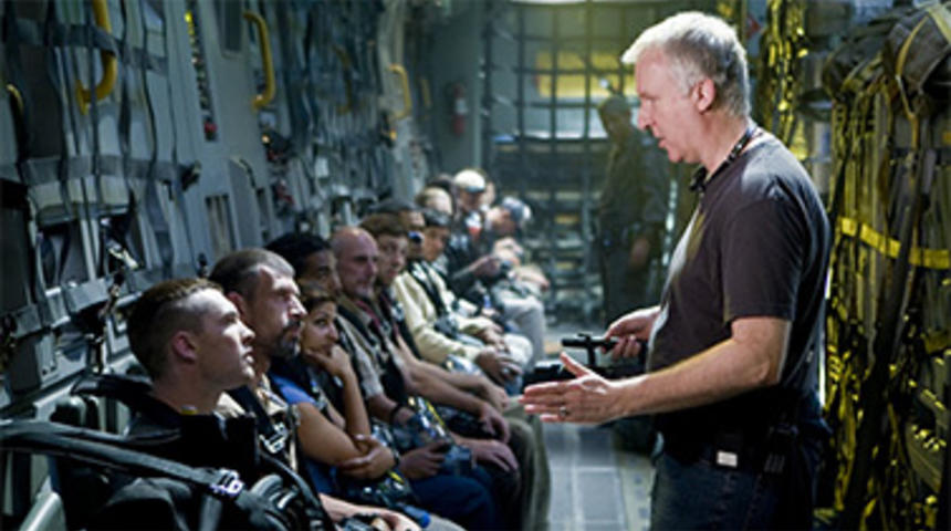 James Cameron attaché à l'adaptation de The Informationist