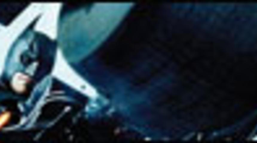 Deux nouvelles affiches en français du film Le chevalier noir