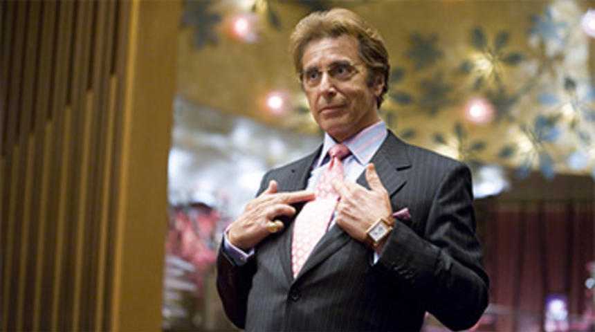 Al Pacino incarnera Joe Paterno dans le film Paterno