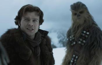 Voici la bande-annonce en français de Solo : Une histoire de Star Wars