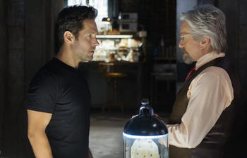 Sorties DVD : Ant-Man