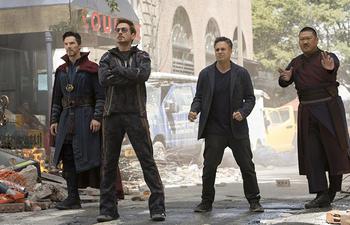 Box-office nord-américain : Encore beaucoup d'argent pour Avengers: Infinity War