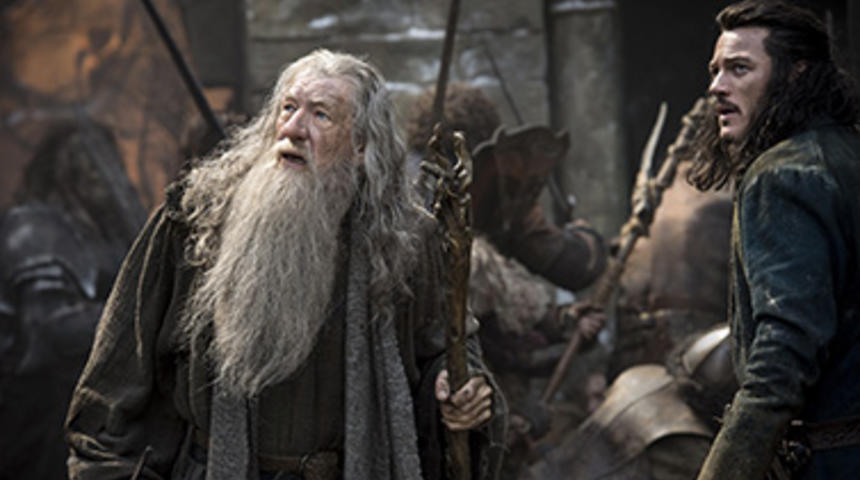 Box-office nord-américain : The Hobbit: The Battle of the Five Armies toujours premier